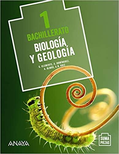 1º de Bachillerato. Biología y Geología. Suma Piezas