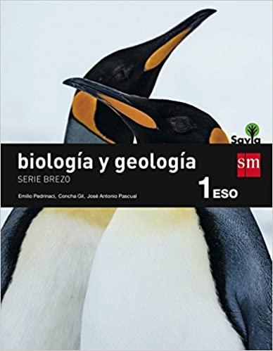 1º de la Eso. Biología y Geología. Brezo. Savia