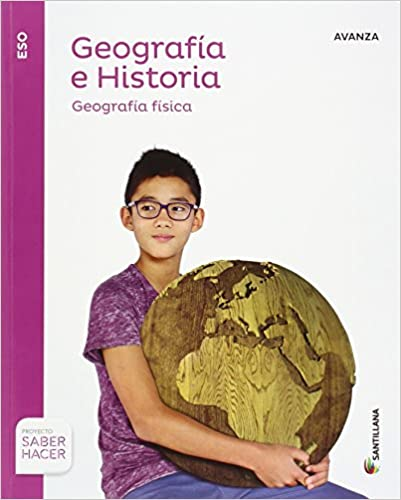 1º de la Eso. Geografía e Historia. Serie Avanza. Adaptación Curricular