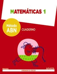 Anaya Matemáticas Primero de Primaria
