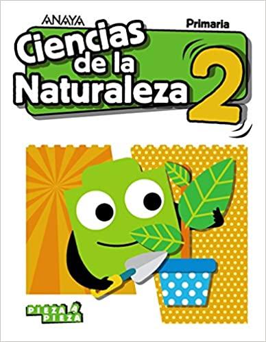 2. Ciencias Naturales. Pieza a Pieza