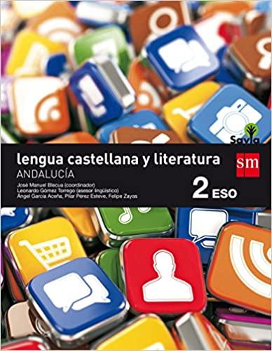 2º de la Eso. Lengua Castellana y Literatura. Savia
