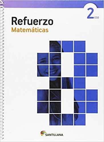 2º de la Eso. Matemáticas. Cuaderno de Refuerzo
