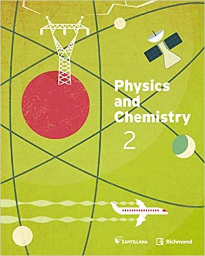 2º de la Eso. Students Book. Physics and Chemistry