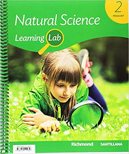 2 Primaria. Learning Lab Natural Science
