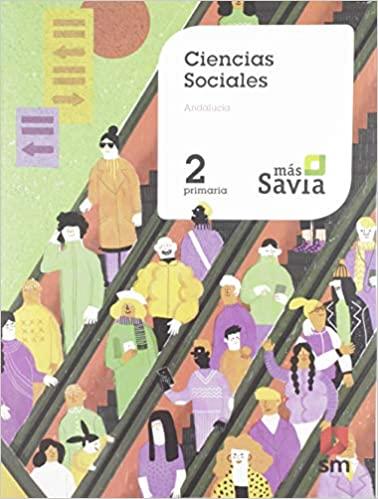 2 Primaria. Mas Savia. Ciencias Sociales + Key