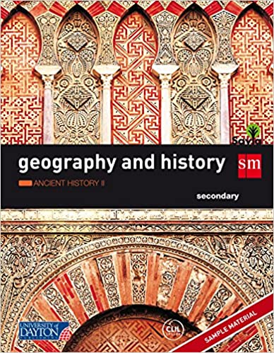 2º Secondary. Pack de 3 Libros. Geography and History
