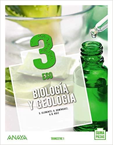 3º de la Eso. Biología y Geología. Suma Piezas