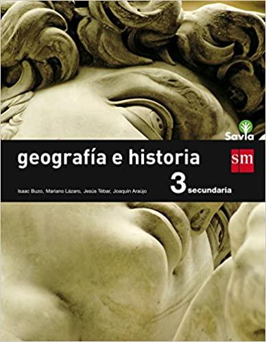 3º de la Eso. Geografía e Historia. Savia