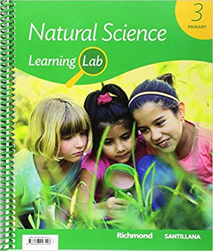 3 Primary. Learning Lab Natural Science