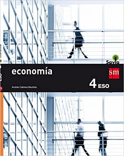 4º de la Eso. Economía. Savia