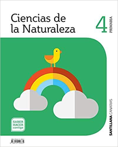 Ciencias Naturales 4º De Primaria Santillana Myfpschool