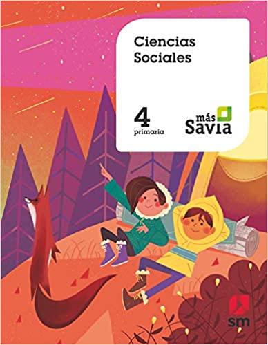 Ciencias Sociales 4º De Primaria Sm Savia Myfpschool