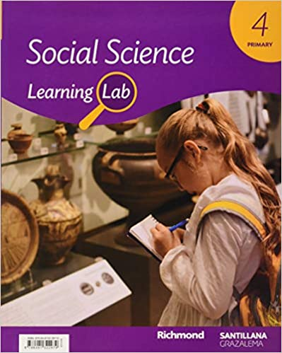 4 Primaria. Learning Lab Social Science