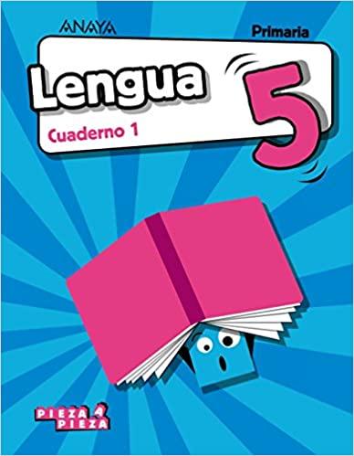 5 Primaria. Cuaderno 1. Lengua