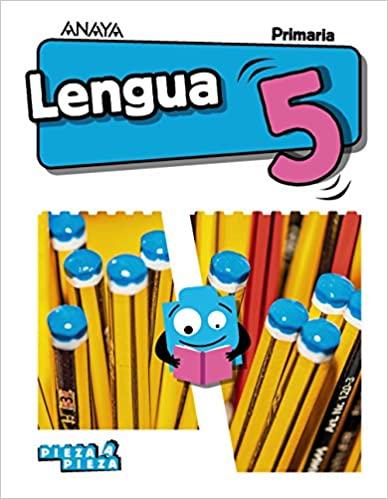 Lengua 5º De Primaria Anaya Myfpschool