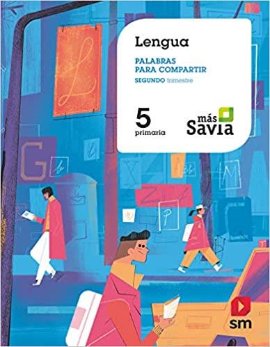 5 Primaria. Palabras para compartir. Lengua