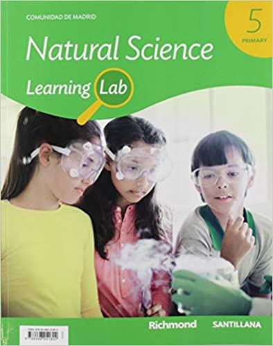 5 Primary. Learning Lab Natural Science