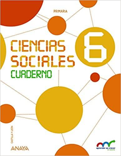 6 Primaria. Aprender es crecer en conexión. Ciencias Sociales.
