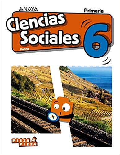 6 Primaria. Ciencias Sociales. Pieza a Pieza