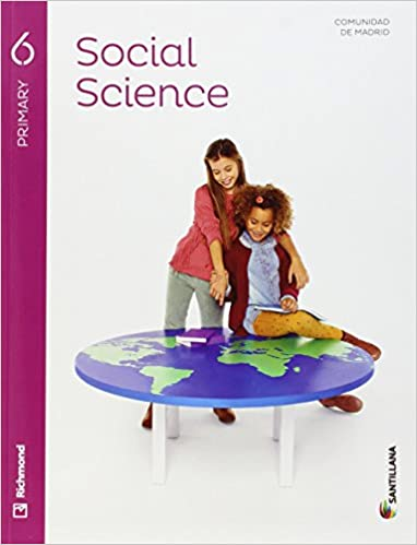 6 Primaria. Social Science. Student's Book