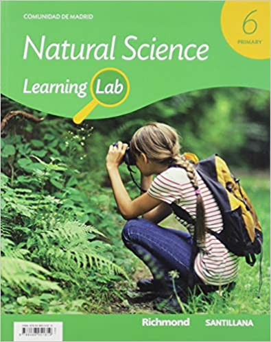 6 Primary. Learning Lab Natural Science