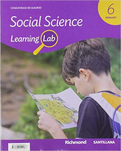 6 Primary. Learning Lab Social Science