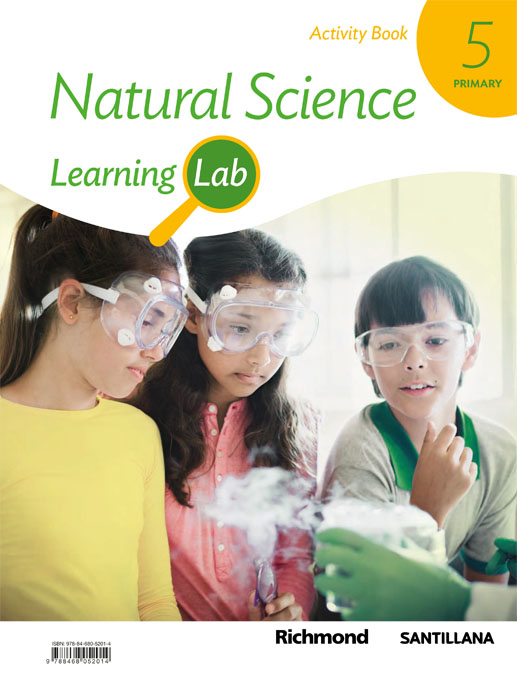 Activity Book. 5 Primary. Learning Lab Natural Science