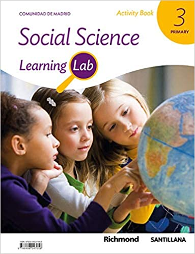Activity Book. Learning Lab Social Science. 3 Primary