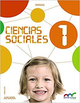 Aprender es crecer. 1 Primaria. Ciencias Sociales