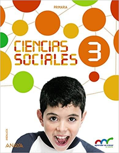 Aprender es crecer en conexión. Social Science. 3 Primaria. Ciencias Sociales