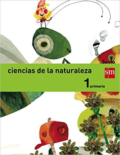 Ciencias Naturales. SD Alumno. 1 Primaria. Savia
