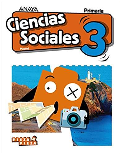 Ciencias Sociales 3º De Primaria Anaya Myfpschool