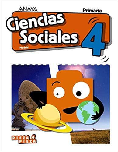 Ciencias Sociales. 4 Primaria. Pieza a Pieza