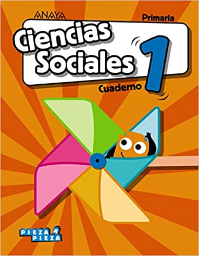 Cuaderno. 1 Primaria. Ciencias Sociales