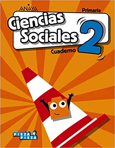 Cuaderno 2. Ciencias Sociales. Pieza a Pieza