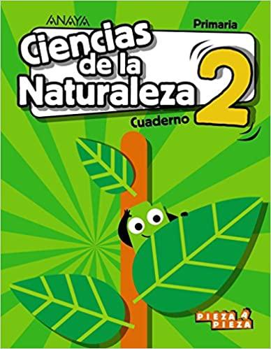 Cuaderno. Ciencias Naturales. 2 Primaria