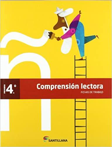 Fichas Comprensión Lectora. 4 Primaria