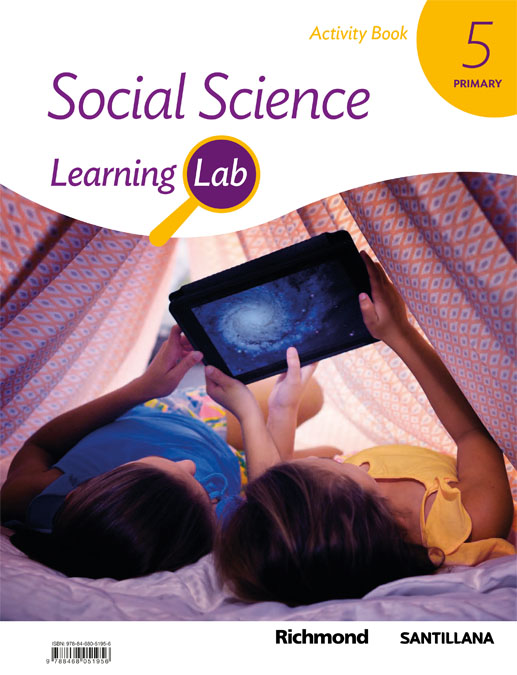 Learning Lab Social Science. 5 Primaria