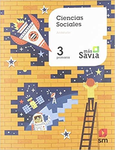 Mas Savia. Ciencias Sociales. 3 Primaria