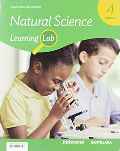 Natural Science. 4 Primary. Learning Lab