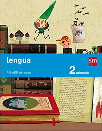 Pack de 4 Libros - 2 Primaria. Lengua