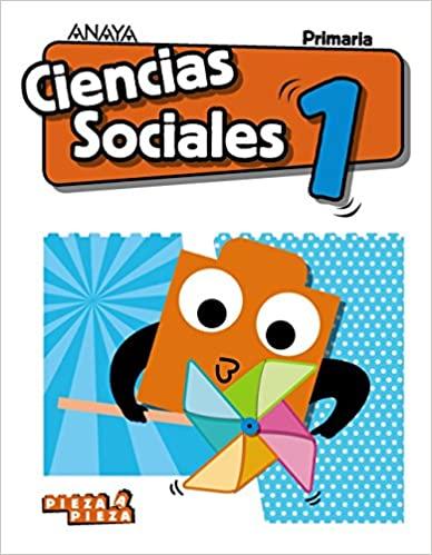 Pieza a Pieza. 1 Primaria. Ciencias Sociales