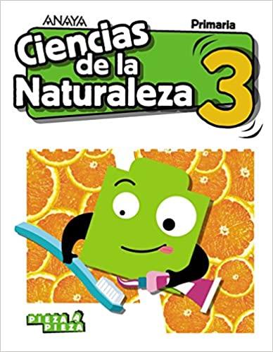 Ciencias Naturales 3º De Primaria Anaya Myfpschool
