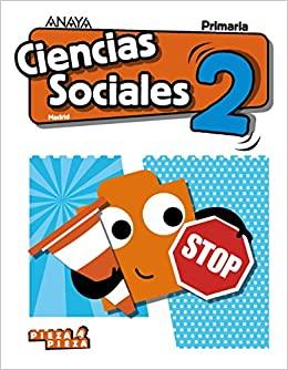 Pieza a Pieza - Ciencias Sociales 2
