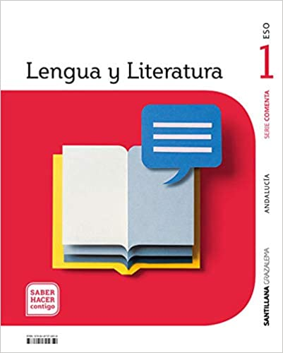 Saber Hacer Contigo. Lengua y Literatura. 1º de la Eso