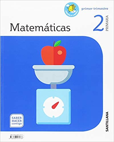 Saber Hacer Contigo. Matemáticas. 2 Primaria