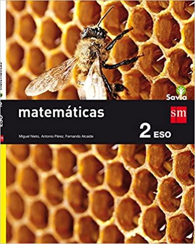 Matemáticas 2º De La Eso Sm Savia Myfpschool