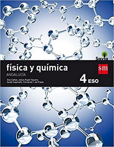 Savia. 4º de la Eso. Física y Química. Andalucía