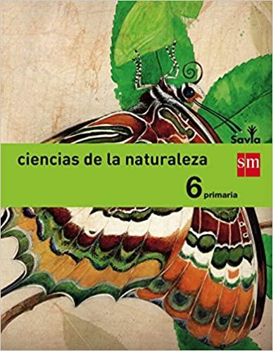 Savia. Ciencias Naturales. 6 Primaria